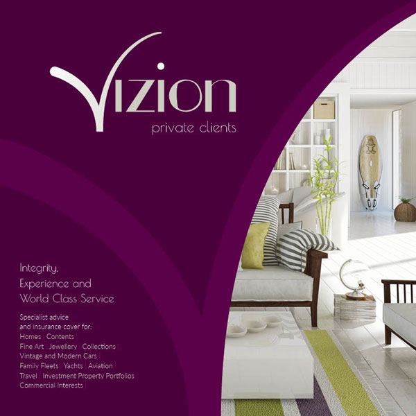 Vizion Private Clients Brochure